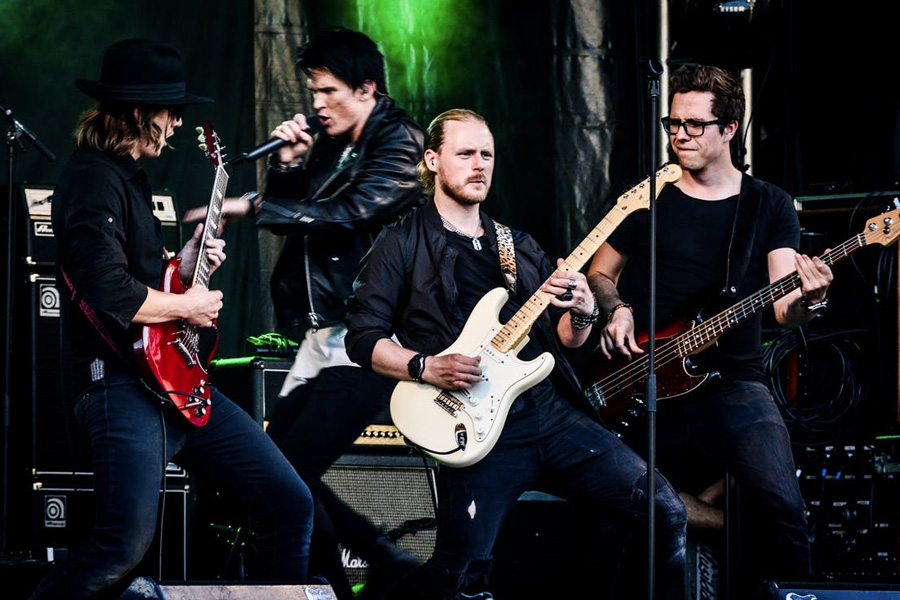 See How Metal Band Newsted Filled Out Our MY MUSICAL MIND Questionnaire
